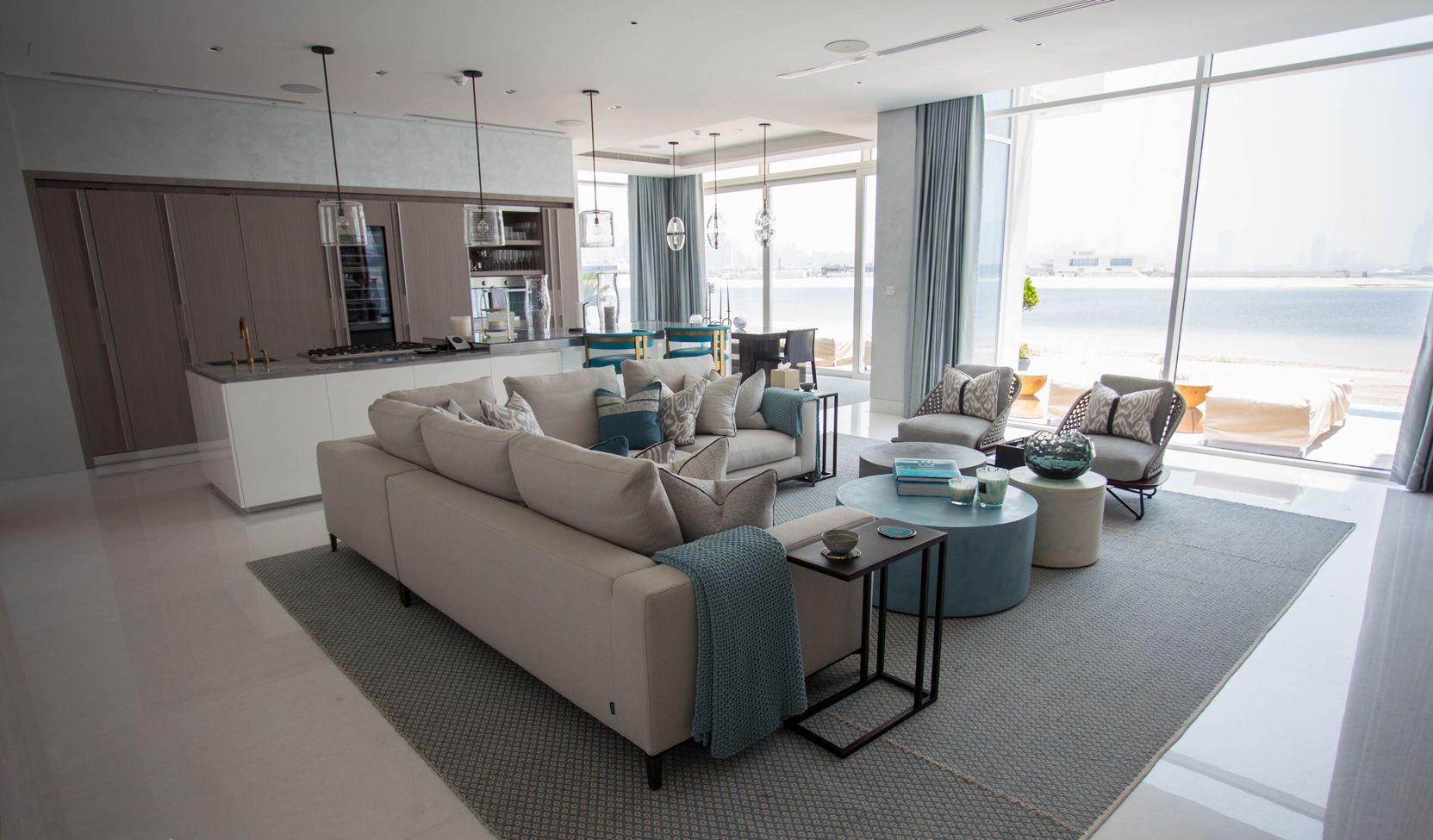 Interior design fit out projects for companies private for Al zubair furnishing interior decoration llc