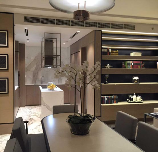 Luxury Italian Furniture, Interior Design and Fit-Out in